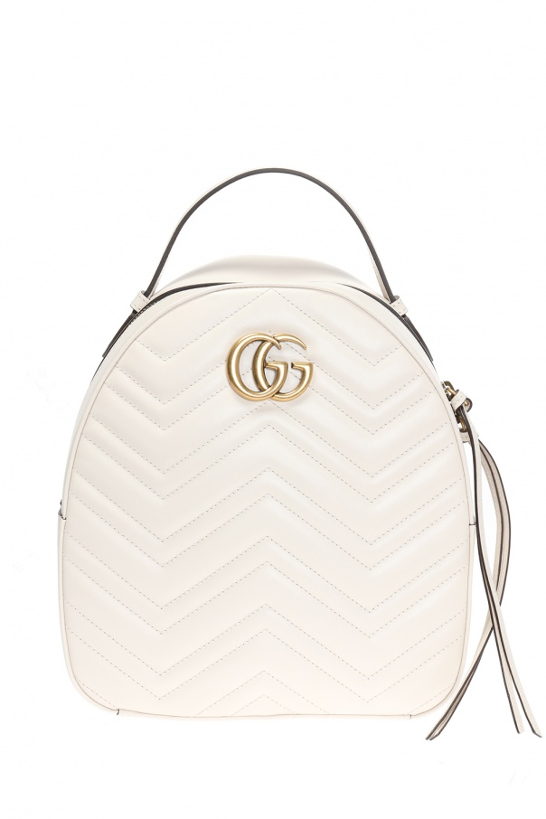 80465096b45 GG Marmont  backpack Gucci - Vitkac shop online