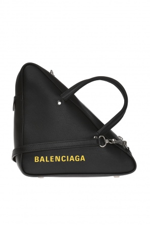 Shoulder bag with a printed logo 'triangle' od Balenciaga