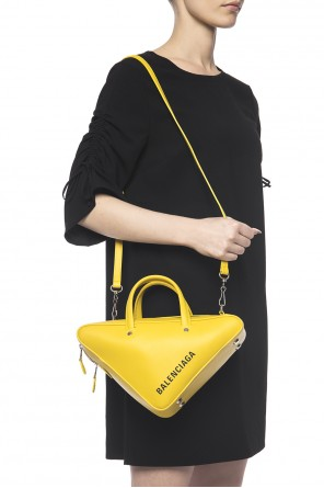 'triangle' shoulder bag od Balenciaga