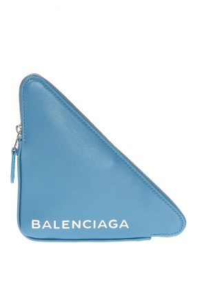 Triangular wallet od Balenciaga