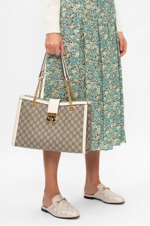 'padlock' shoulder bag od Gucci