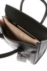 'heroine' leather shoulder bag od Alexander McQueen
