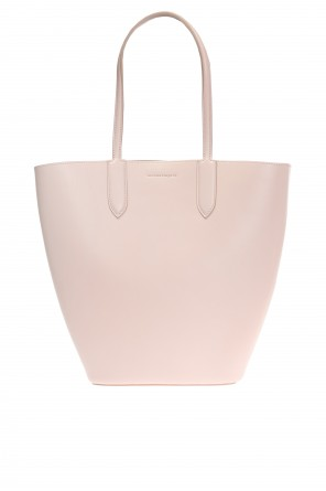 'basket bag' shopper bag od Alexander McQueen