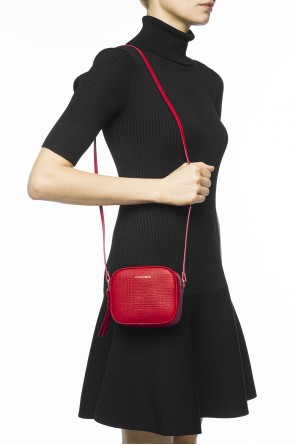 'camera bag' shoulder bag od Alexander McQueen