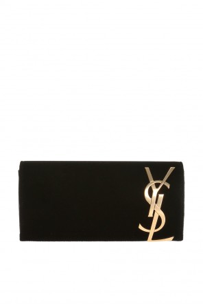'smoking' clutch od Saint Laurent