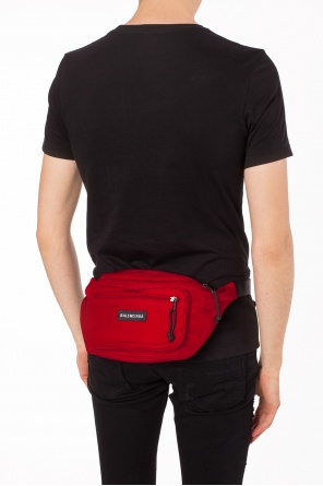 Patched belt bag od Balenciaga