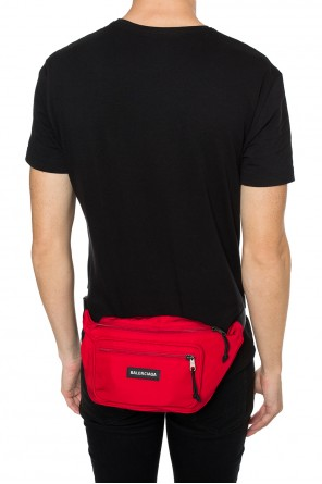 'explorer' belt bag od Balenciaga