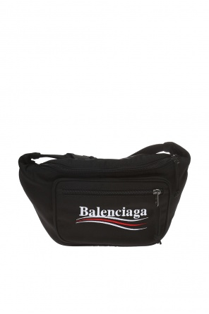 Waist bag with embroidered logo od Balenciaga