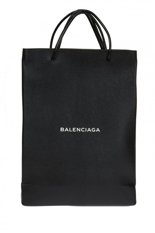 Torba 'north-south' typu 'shopper' od Balenciaga