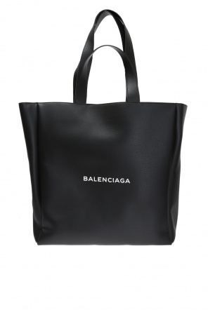 Printed shopper bag od Balenciaga
