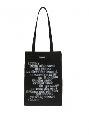 Printed shopper bag od Saint Laurent