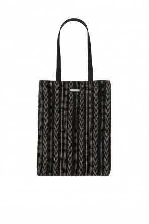Patterned shopper bag od Saint Laurent