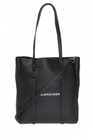Logo shopper bag od Balenciaga
