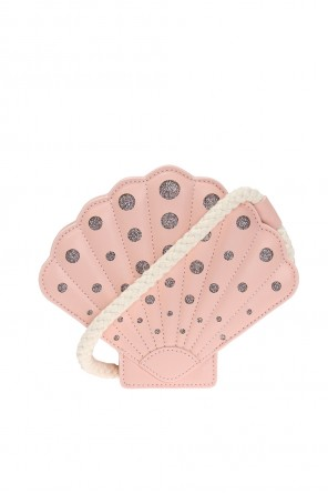 Shell motif shoulder bag od Stella McCartney Kids