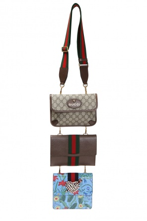 Set of 3 shoulder bags od Gucci