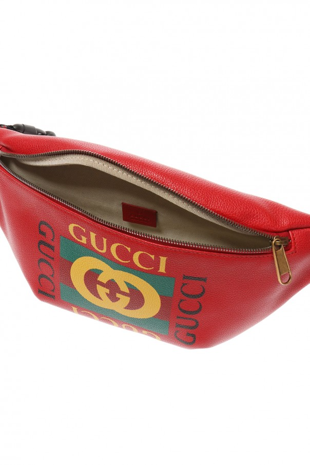 Belt bag with logo od Gucci