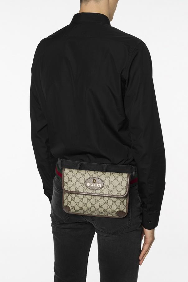 68f08b4c1b4a GG Supreme  canvas belt bag Gucci - Vitkac shop online