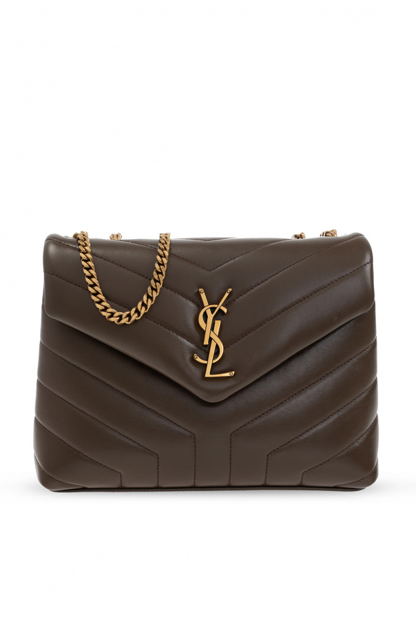 Saint Laurent 'Loulou Small' shoulder bag