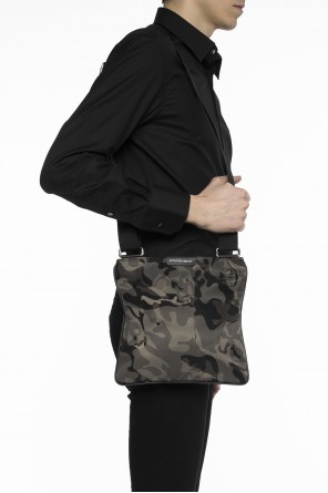 Camo shoulder bag od Alexander McQueen