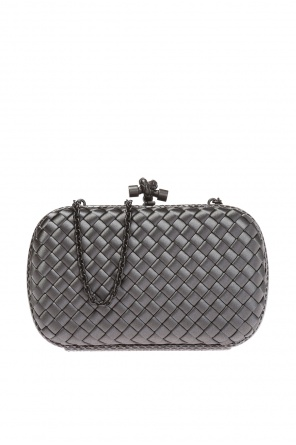 'knot' clutch bag od Bottega Veneta