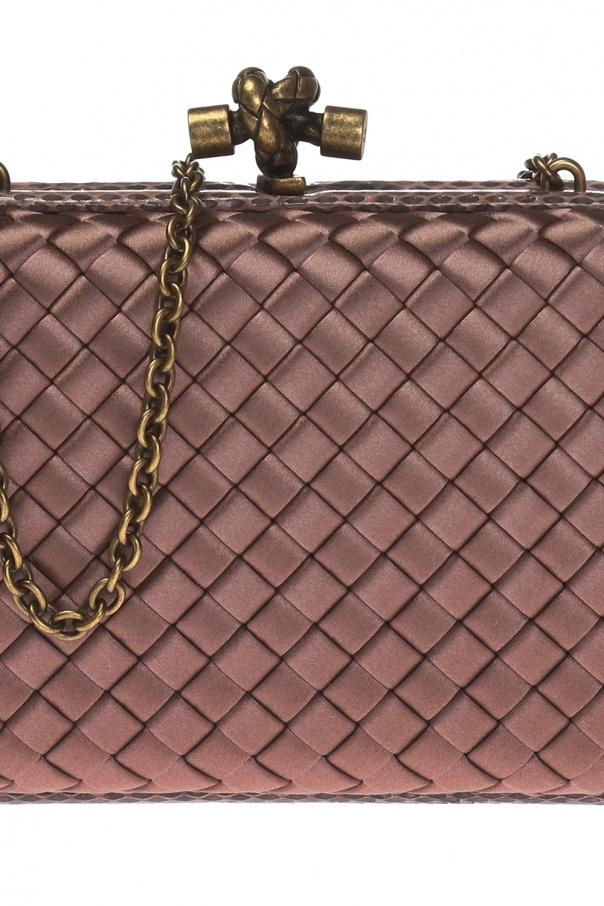 'knot' clutch od Bottega Veneta
