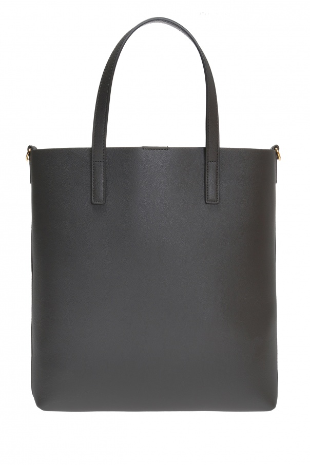 Logo shopper bag od Saint Laurent