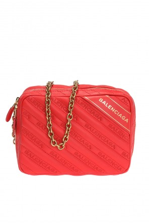 'blanket reporter' shoulder bag od Balenciaga
