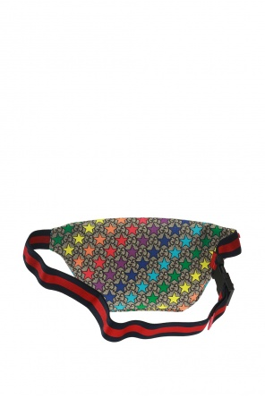 gg supreme  canvas waist bag od Gucci Kids   ... a4a3daad2fd