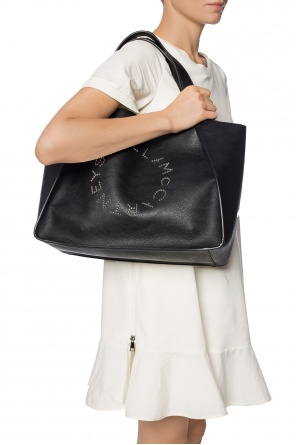 Shopper' bag with logo od Stella McCartney