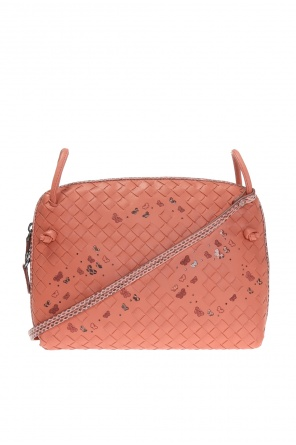 'hibiscus' shoulder bag od Bottega Veneta
