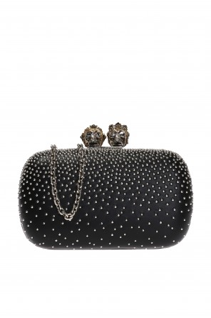 'queen & king' clutch od Alexander McQueen