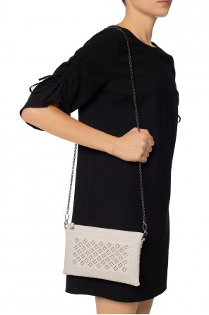 Shoulder bag with a braid od Bottega Veneta