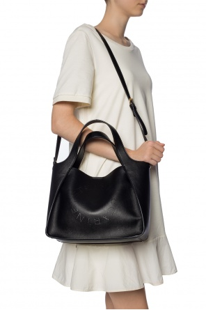 Shopper' bag with a logo od Stella McCartney