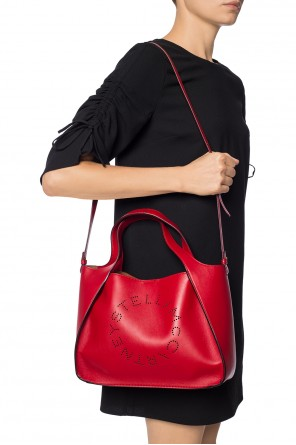 'shopper' bag with a logo od Stella McCartney