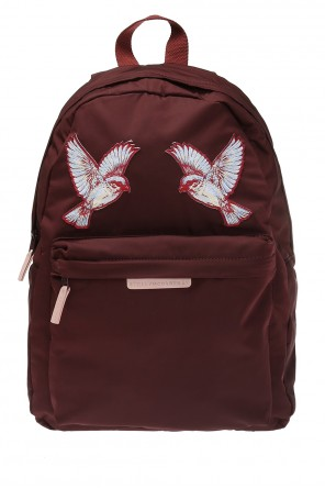 Patched backpack od Stella McCartney Kids