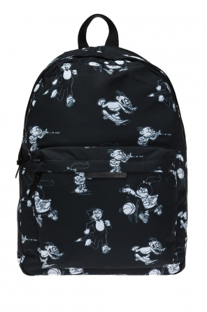 'dandy' printed backpack od Stella McCartney Kids