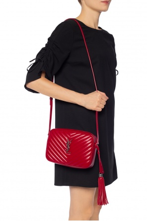 'lou' quilted shoulder bag od Saint Laurent