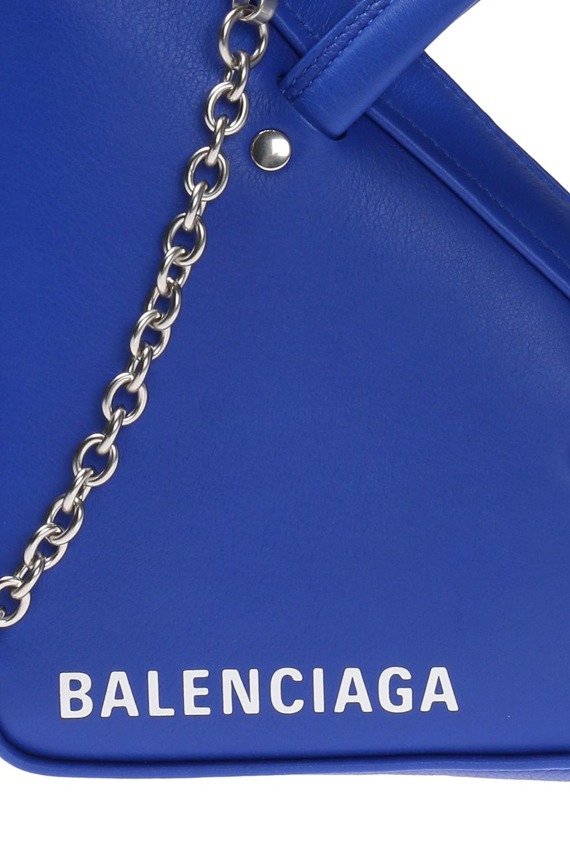 Balenciaga Torba na ramię 'Triangle'