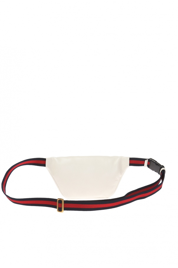 'web' stripe belt bag od Gucci