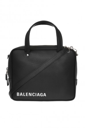 'triangle square' shoulder bag od Balenciaga