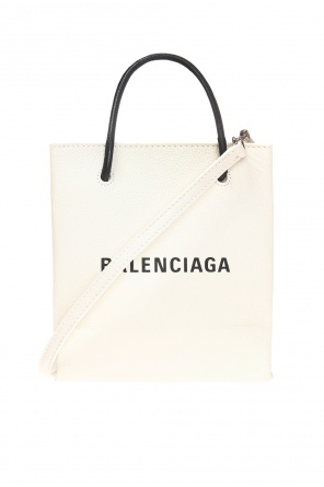 Shoulder bag with a logo od Balenciaga