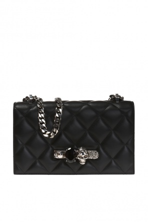 Knuckleduster shoulder bag od Alexander McQueen