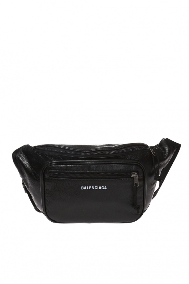 Balenciaga Belt bag with logo