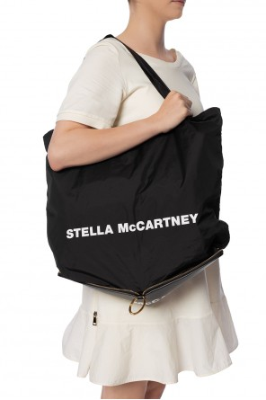 Shopper bag with a case od Stella McCartney