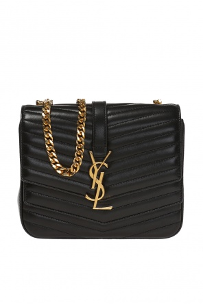 Sulpice' quilted shoulder bag od Saint Laurent