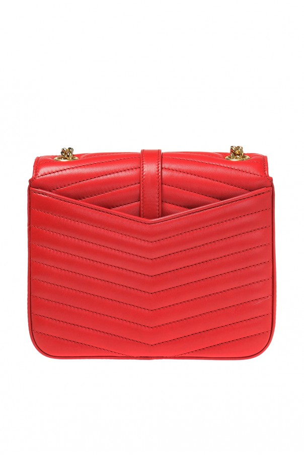 'sulpice' quilted shoulder bag od Saint Laurent