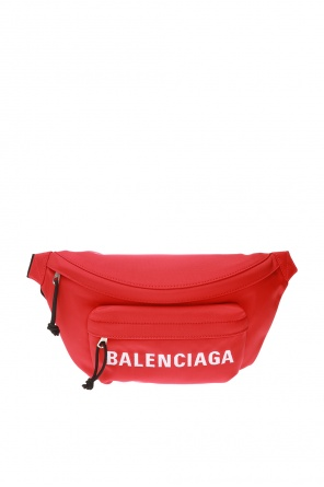 'wheel' belt bag od Balenciaga