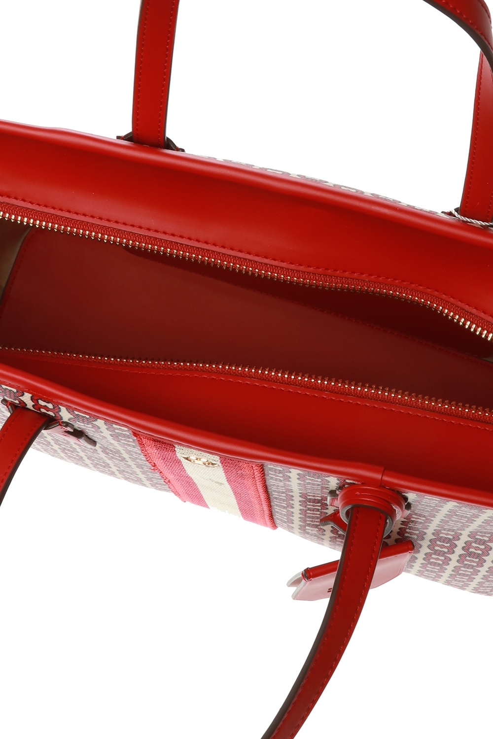 Tory Burch 'Gemini' shopper bag