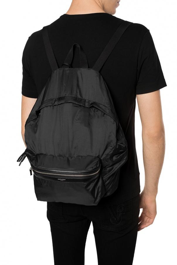 'city' leather belt bag od Saint Laurent