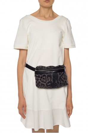 Patterned waist bag od Saint Laurent